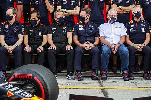 A Red Bull jövőre megtörné rossz rajtokból álló sorozatát
