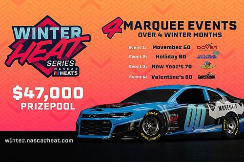 Motorsport Games announces new Winter NASCAR Heat series