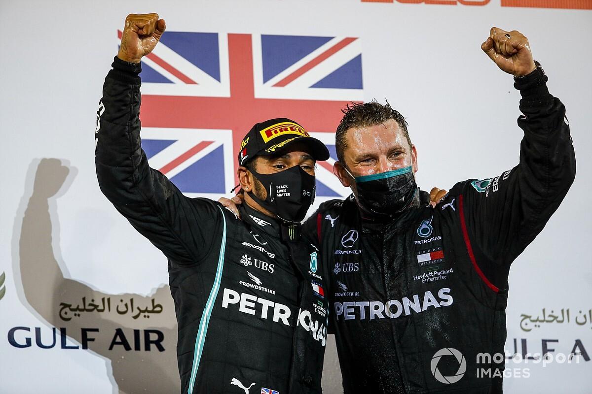 Jordan: Hamilton nélkül nem lehet ilyen sikeres a Mercedes