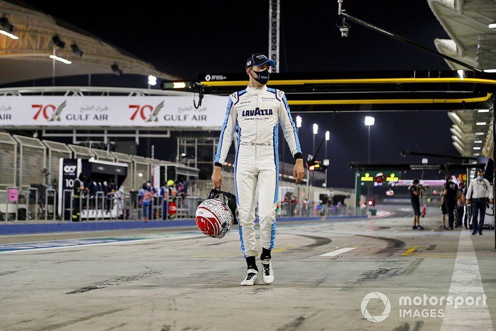 Russell remplace Hamilton chez Mercedes à Sakhir