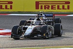Риккардо не понравились маневры Мазепина в гонке Ф2