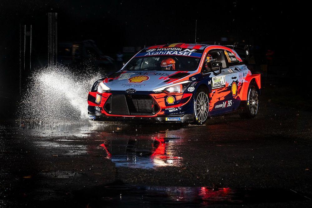 Le Rallye d'Ypres remplace le Rallye de Grande-Bretagne