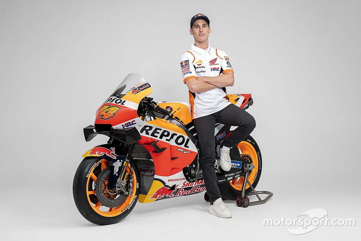 "Business news  news latest news  business updates Espargaro: Pressure ""high"" to learn Honda without Marquez thumbnail"