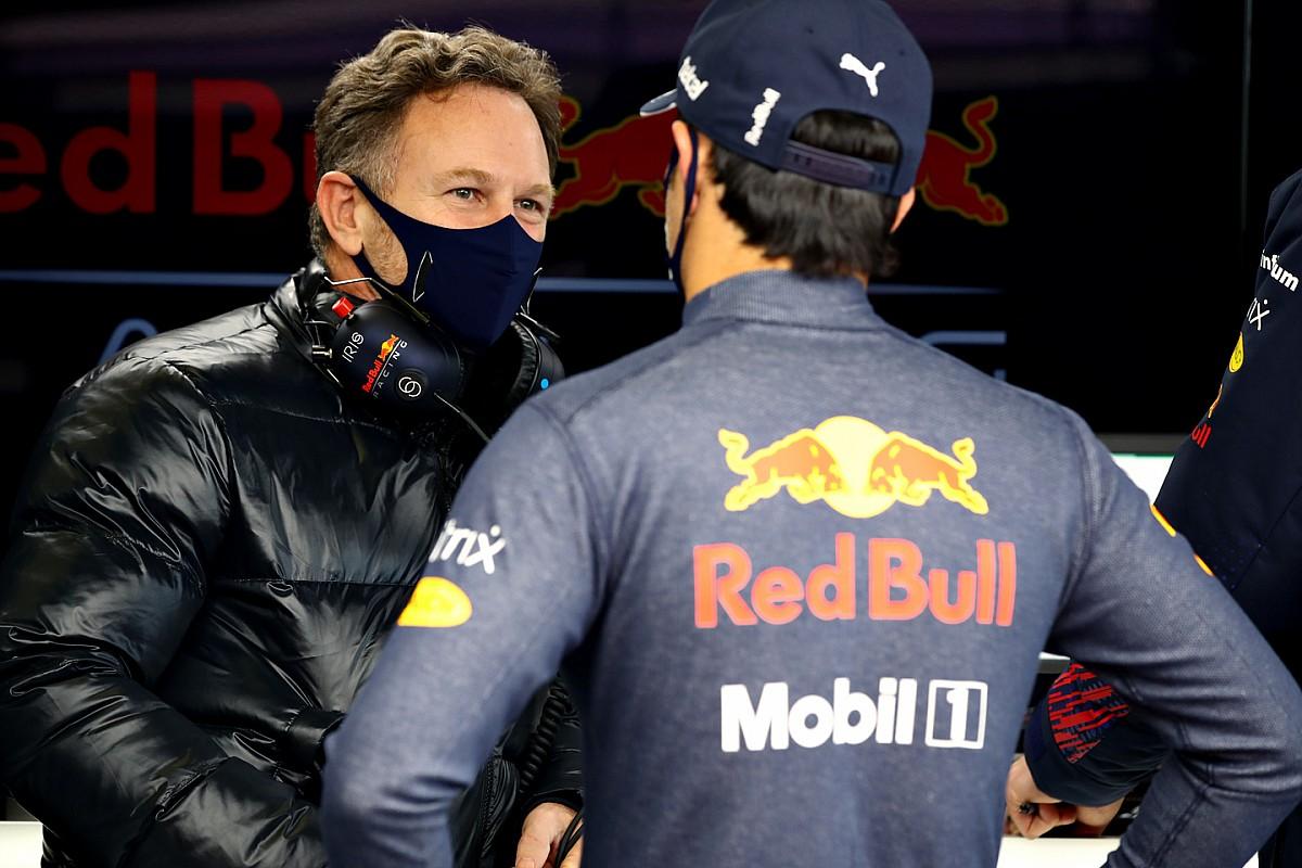 Alom tevredenheid bij Red Bull na eerste dag met RB16B - Motorsport.com Nederlands