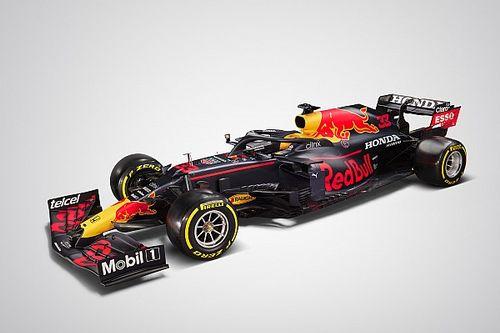 Red Bull Racing presenteert nieuwe F1-auto van Verstappen en Perez