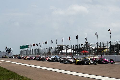 St. Petersburg extends IndyCar race contract until 2026