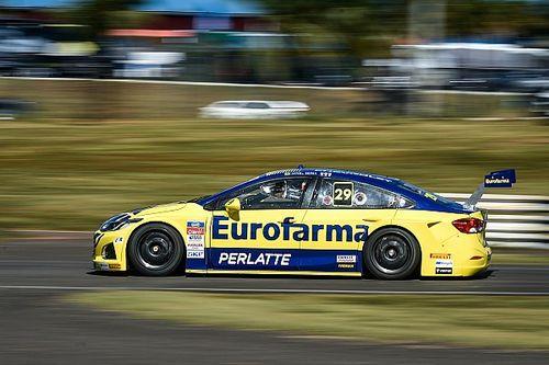 Stock Car: Serra vê Maurício rodar e conquista primeira vitória do ano