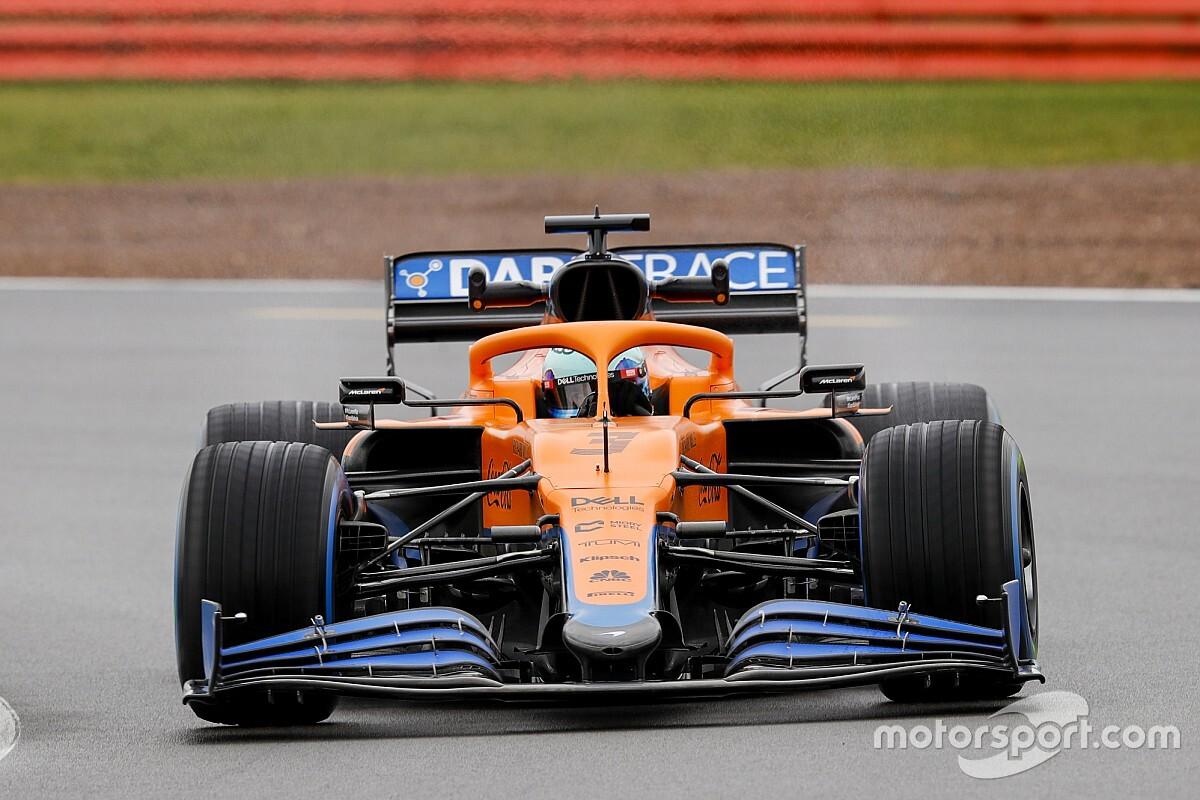 Driejarige deal onderstreept Ricciardo's vertrouwen in McLaren