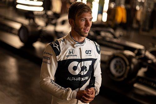 F1: Gasly se vê pronto para assumir papel de líder na AlphaTauri em 2021