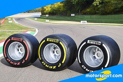 Come funzionano le gomme nel Motorsport