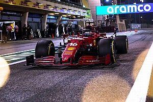 Leclerc salue les progrès de Ferrari mais AlphaTauri l'inquiète