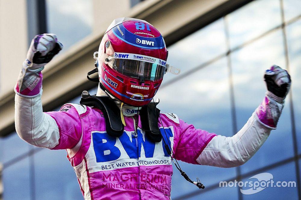 Türkiye GP: Kaotik sıralama turlarında pole pozisyonu Stroll'ün!