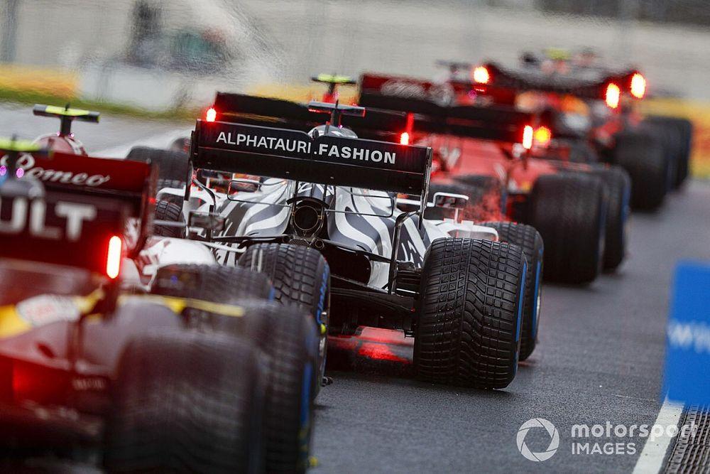 Estado del campeonato después del GP de Turquía F1