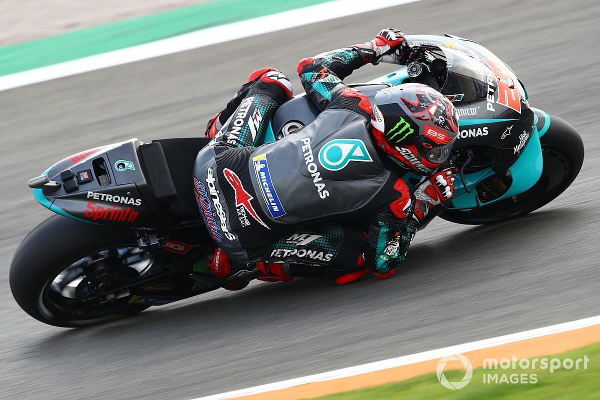 MotoGP: Quartararo não acreditava na pole position em Valência
