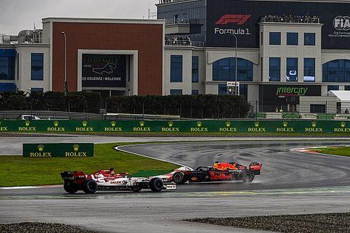Las fotos de un sábado de locura de la F1 en Turquía