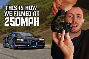 Bugatti Chiron 0-400-0 km/h, dietro le quinte del record