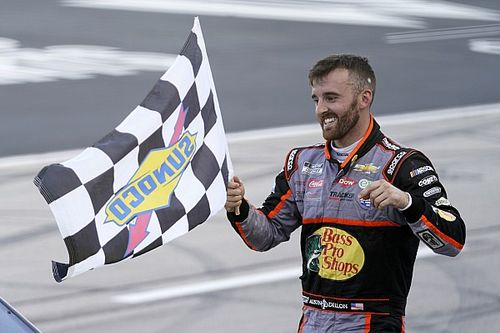 NASCAR's Austin Dillon medically cleared to race at Dover