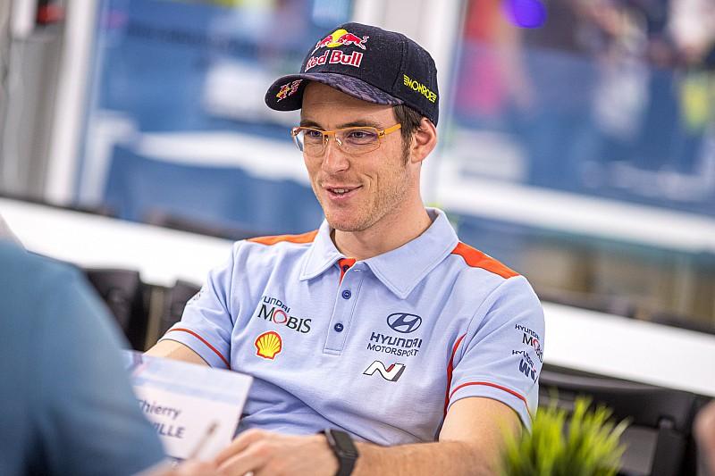 Невилль назвал новые правила WRC «дерьмом»