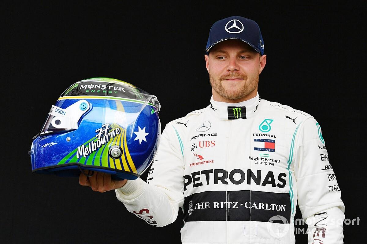 F1: Bottas mantém conversas com a Red Bull para 2021, diz site