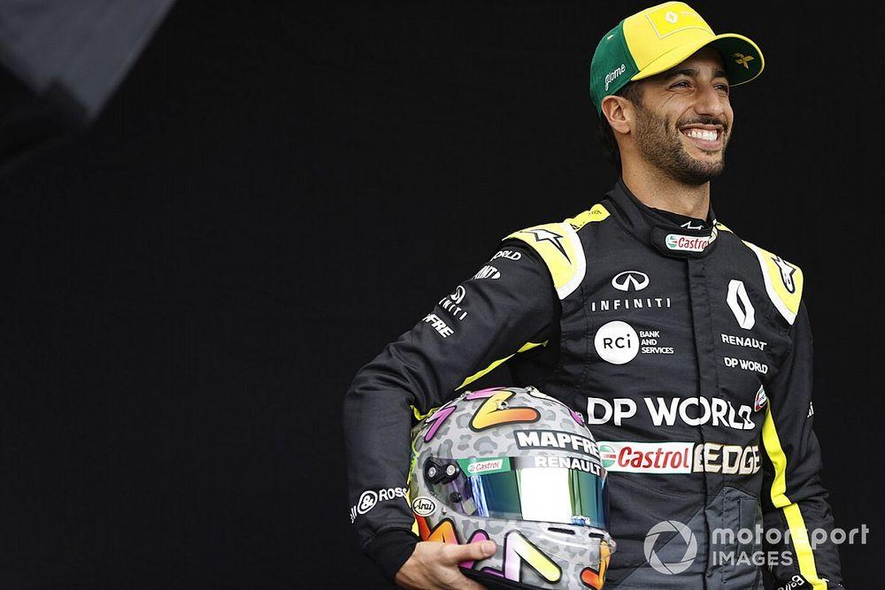 Ezek nélkül nem tud élni Daniel Ricciardo (videó)