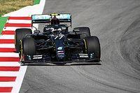 F1: Bottas lidera dobradinha da Mercedes no primeiro treino livre para o GP da Espanha