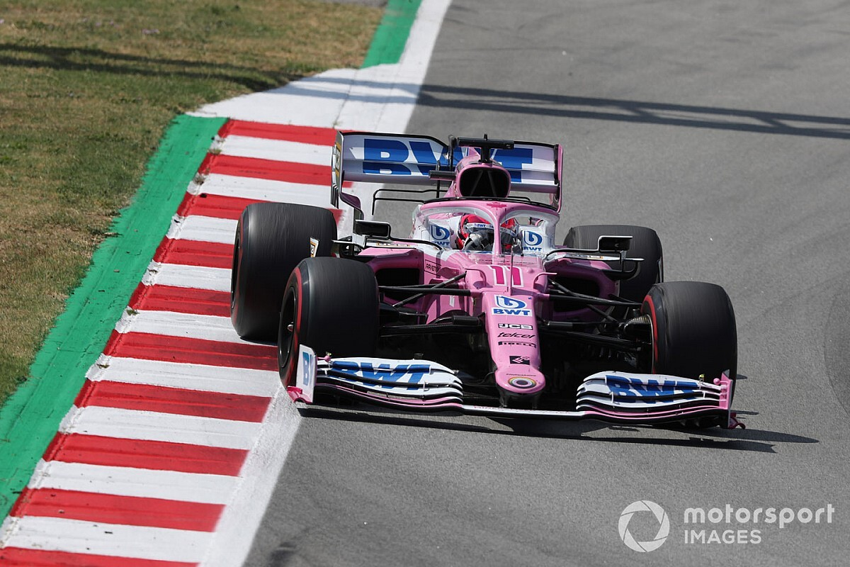 Perez, Kvyat blue flag penalties part of new crackdown