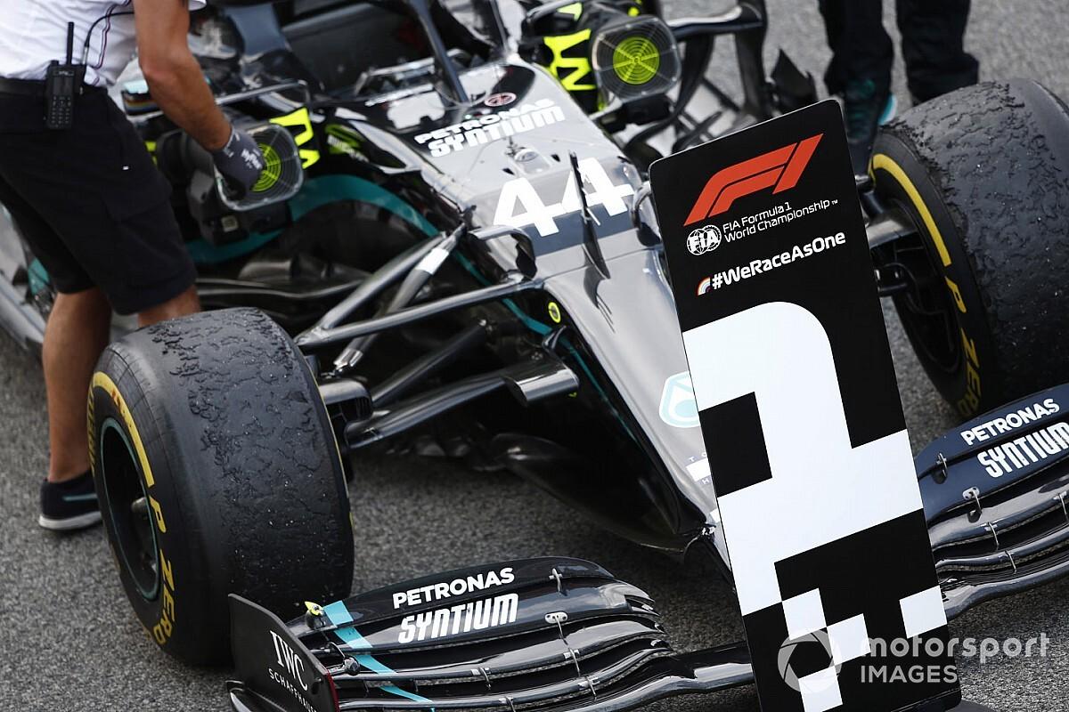 Hamilton: fans no quieren carreras para cuidar neumáticos