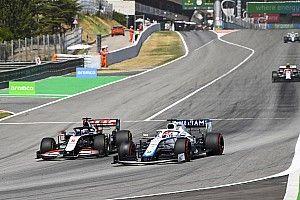 """Russell: """"Alfa Romeo ve Haas'ın çok fazla gerisinde değiliz"""""""