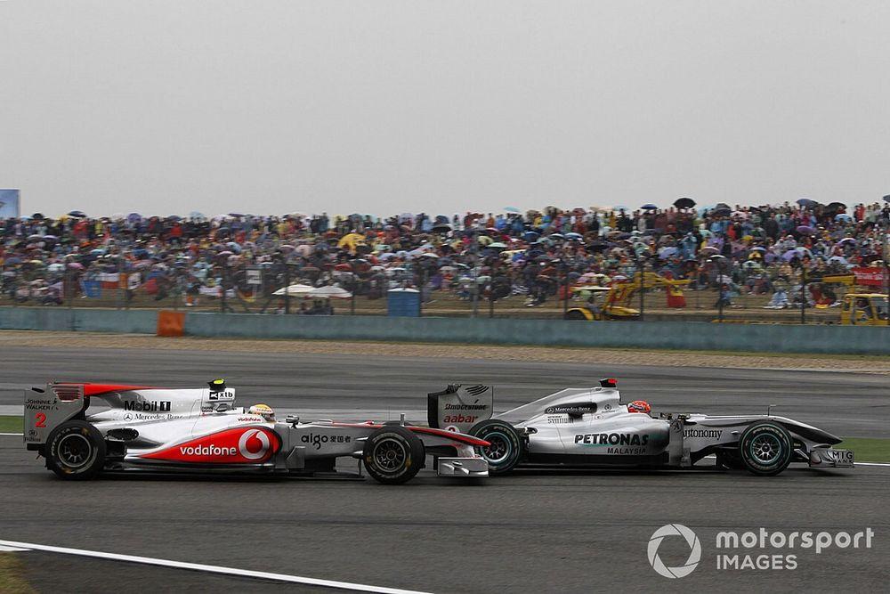 Трулли: У Хэмилтона с Шумахером никогда не было сильных напарников
