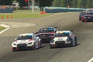Haber, Sutton win Watkins Glen ARG thrillers