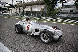 """Mansell no ve a Hamilton el mejor de la historia: """"Fangio se jugaba la vida"""""""