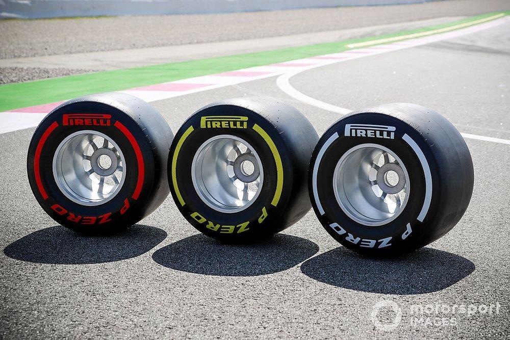 F1: i test Pirelli 2021 si svolgeranno nelle FP2 a Portimao