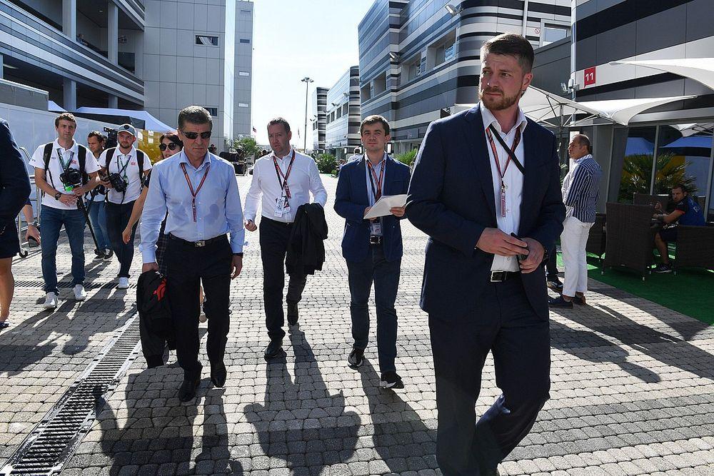 Как Гран При России переедет в Питер? 12 ответов от первого лица