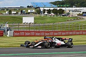 """Grosjean se defende de críticas de pilotagem agressiva: """"Max usa muito isso nas corridas, então pensei por que não?"""""""