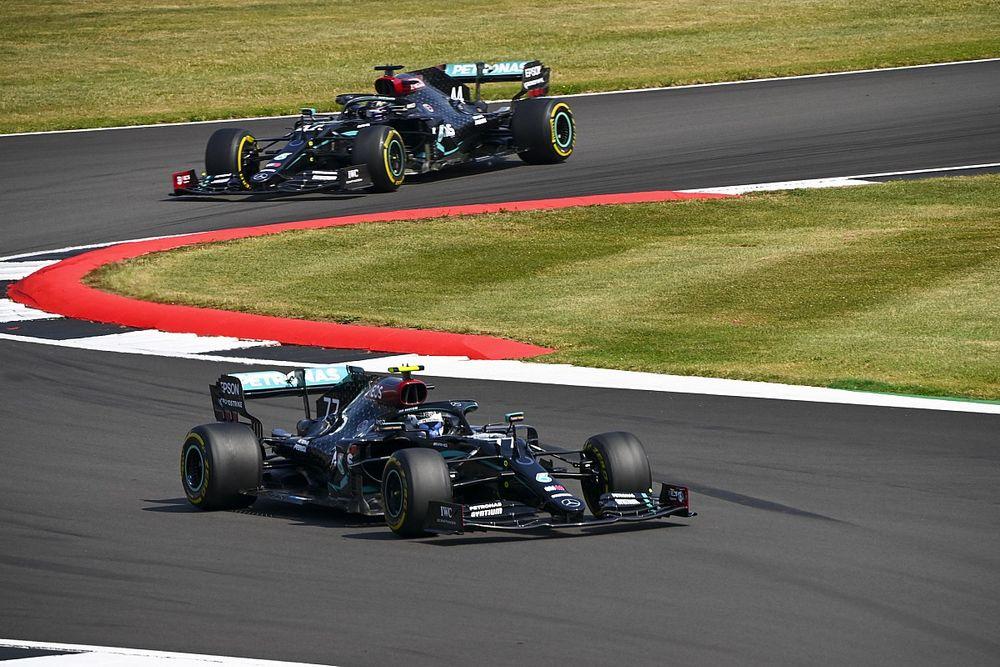 «Мы всё проспали». Боттас объяснил поражение Mercedes в гонке