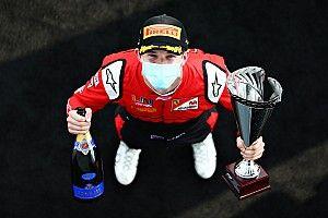 Илотт стал тест-пилотом Ferrari