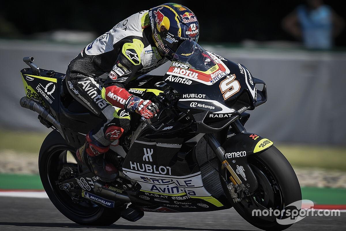 "Zarco: Brno MotoGP pole ""bigger step than planned"""