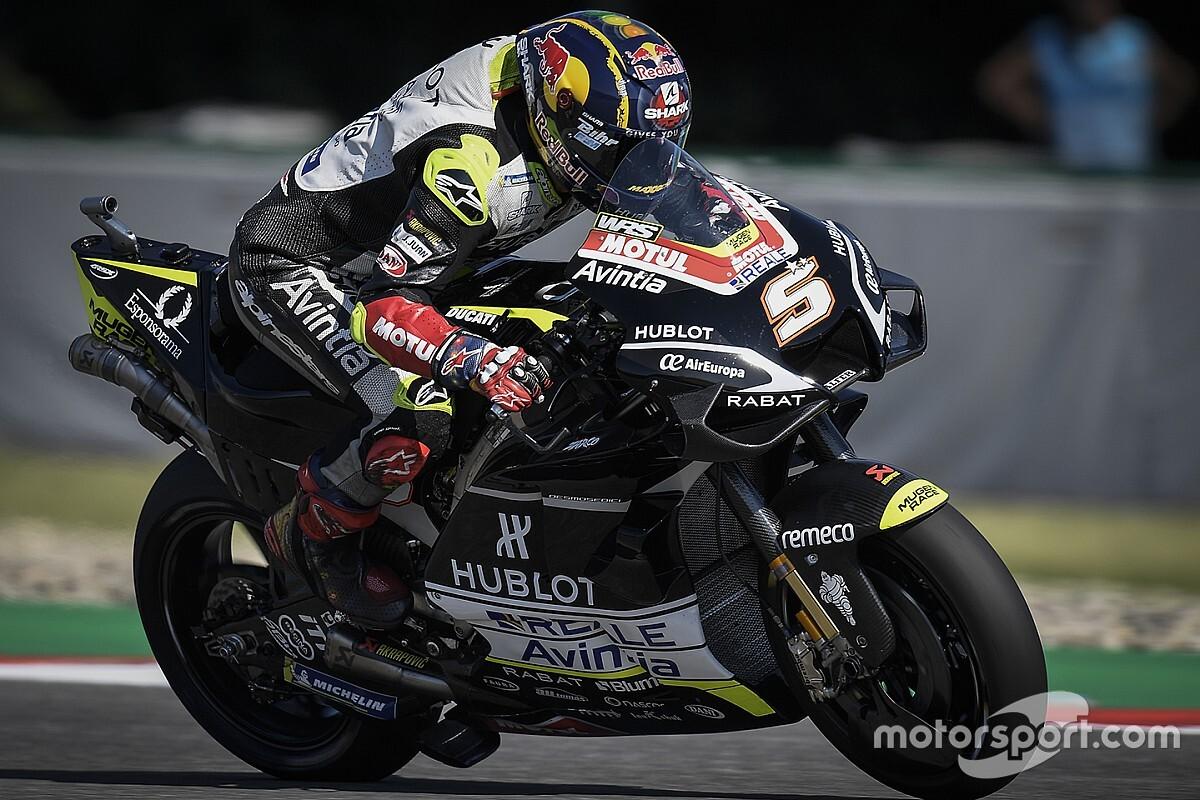 Carrera de MotoGP en Brno: horario, cómo verla y dónde