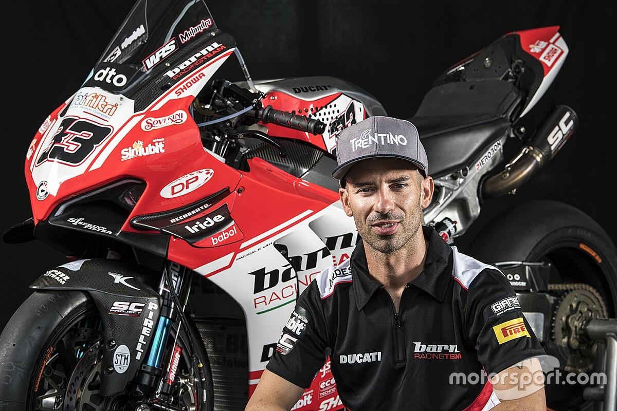 Leon Camier verlässt Barni-Ducati: Marco Melandri gibt Comeback!