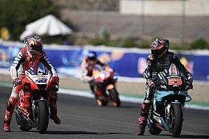 Fotos: cara y cruz para Quartararo y Márquez en la clasificación del GP de Andalucía