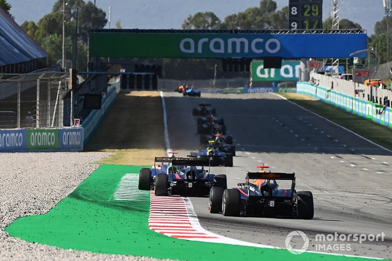 FIA F3 announces test sessions for 2021 season
