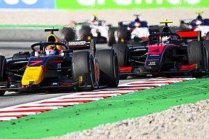 Положение в общем зачете Формулы 2 после уик-энда в Барселоне
