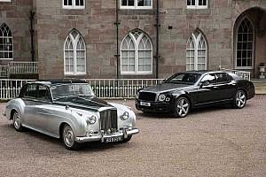 Lezárult egy korszak, kivezették a Bentley 6,75 literes V8-asát
