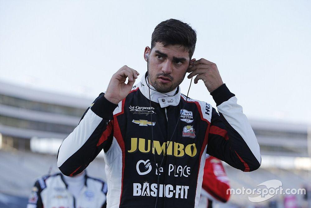 Alonso y Palou completan su primer test en Indianápolis