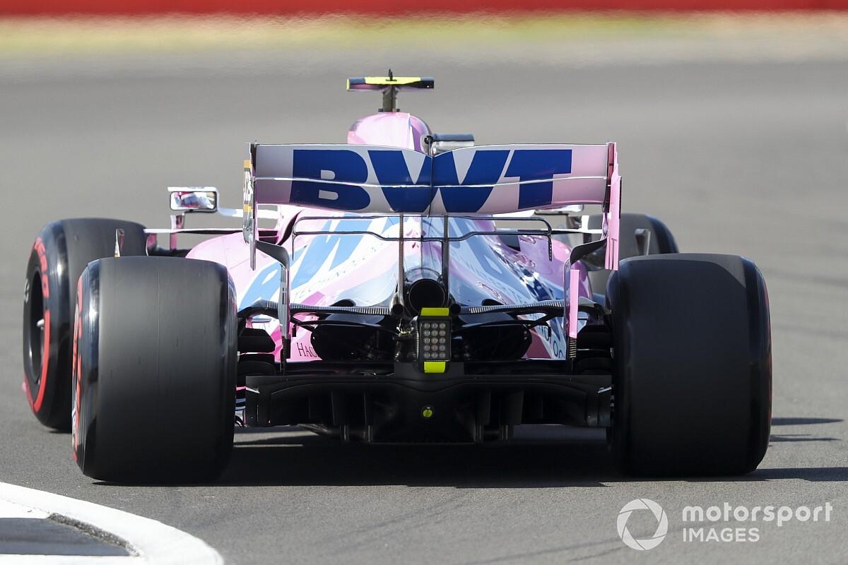 Racing Point definitief in beroep in zaak rond brake ducts
