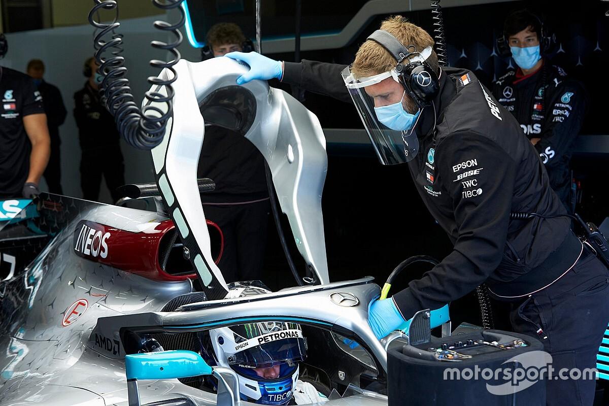 VIDEO: la 'nueva normalidad' de la F1 inicia hoy en Silverstone