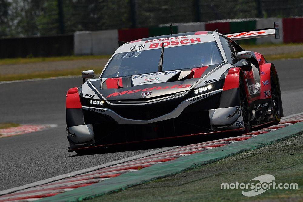 Nakajima pole no surprise, say rival Honda drivers
