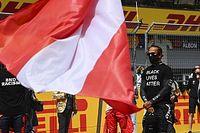 Hamilton többet várna a Ferrari kaliberű csapatoktól a rasszizmus ellen