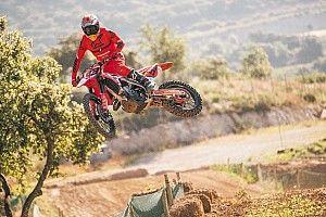 Los Márquez vuelven a pilotar una moto 70 días después
