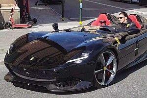Ферстаппен купил Ferrari как у Ибрагимовича